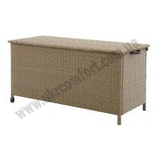 Ящик для подушек из искусственного ротанга 1501