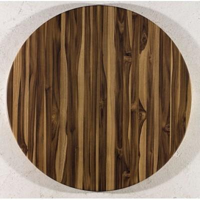 Столешница для стола Brasilian Walnut dunkel 049