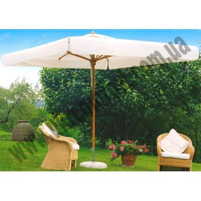 Деревянный зонт 0533