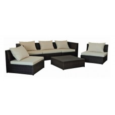 Угловой набор мебели Флорида