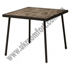 Стол из искусственного ротанга 1283