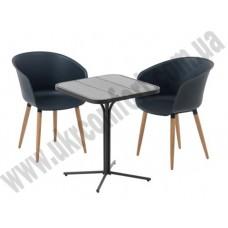 Комплект стол + 2 стула 1564