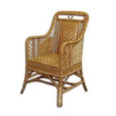 """Кресло из лозы """"Черниговчанка"""""""