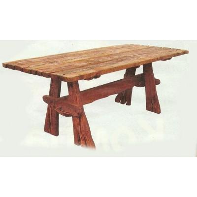 """Деревянный стол """"Кощей"""""""""""