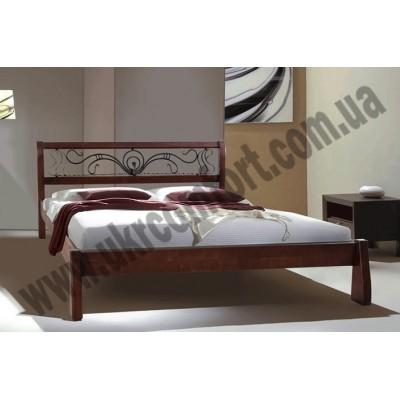 Кровать Retro с ковкой