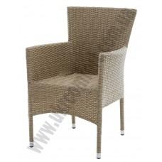 Кресло из искусственного ротанга 1504