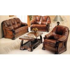 Кожаный диван Модель 4055-C