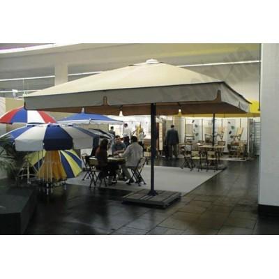 Зонт деревянный 0534