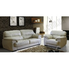 Кожаный диван Онтарио-C