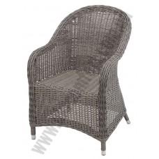 Кресло из искусственного ротанга 1506