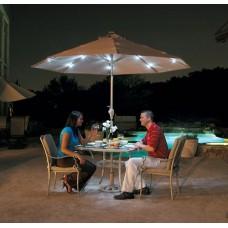 Зонт с подсветкой Сан-Тропе