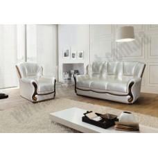 Кожаный диван Изабель-C