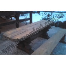 Стол деревянный Dragon