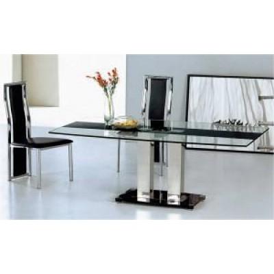 Стеклянный стол 853S-А