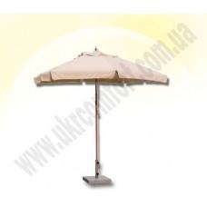 Деревянный зонт Милан