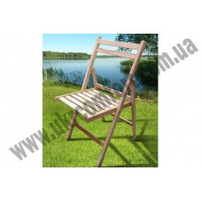 Раскладной деревянный стул Piknic