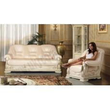 Кожаный диван Консул 23-C