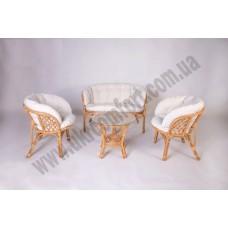 Комплект мебели Таврия (софа +2 кресла и столик)