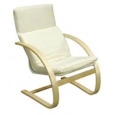 Кресло из берёзового шпона 1141