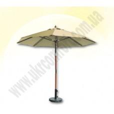 Деревянный зонт Тибет