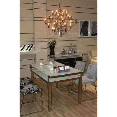 Стеклянный кухонный стол 310-А