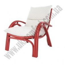 Ротанг кресло с подушкой 6022