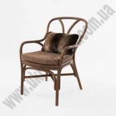 Плетёное ротанговое кресло 6026