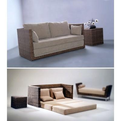 Трёхместный диван RA-105-2