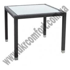 Стол из искусственного ротанга 0011