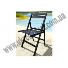 Деревянный раскладной стул Piknic Венге
