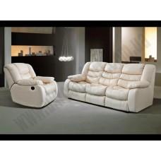 Кожаный диван Манчестер-C