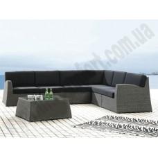 Комплект мебели из искусственного ротанга 0109