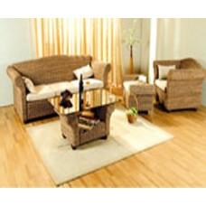 """Набор мебели из абаки """"Вирджиния"""""""