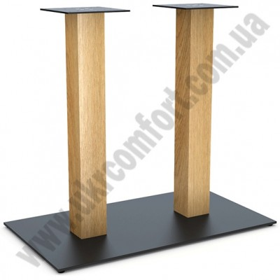 База для стола Милано дабл вуд