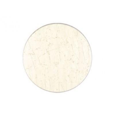 Столешница для стола 070 marmor bianco rundRZ