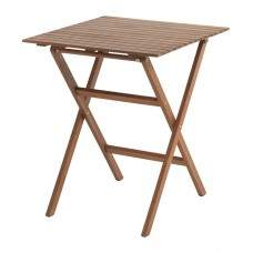 Деревянный стол для сада 1588