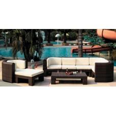 Комплект мебели из искусственного ротанга 0100-B