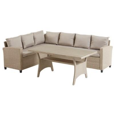 Комплект мебели из искусственного ротанга 1545