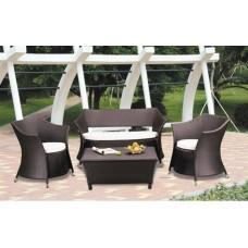 Комплект мебели из ротанга 0190