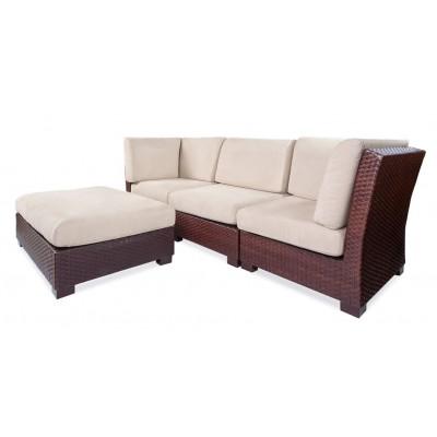 Диван составной диван из искусственного ротанга CF56-8041