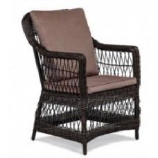 Кресло из искусственного ротанга 7054