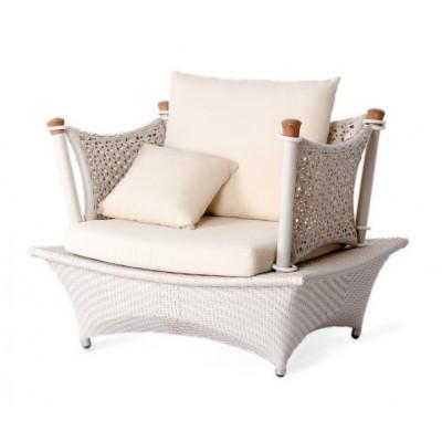 Кресло из искусственного ротанга CF65-9001