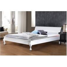 Кровать Nikol (белая)