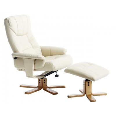 Кресло с подставкой1321