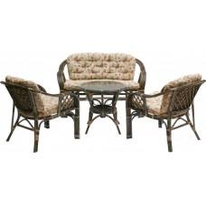 Комплект мебели из натурального ротанга2011
