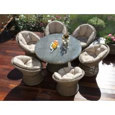Комплект с поворотными креслами Винчестер Аспекту Про