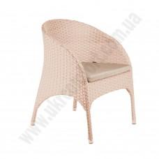 Кресло из искусственного ротанга 6170