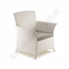 Кресло из искусственного ротанга 6178