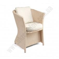 Плетёное кресло из ротанга 6179