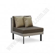 Кресло авторское из ротанга 6183